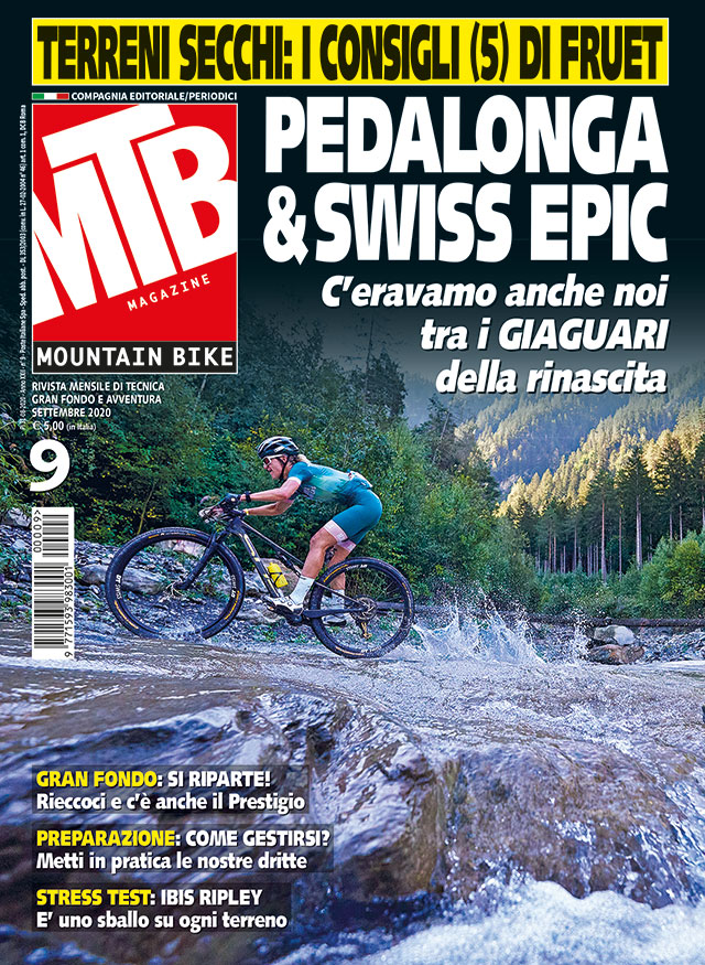 MTB Magazine Settembre 2020