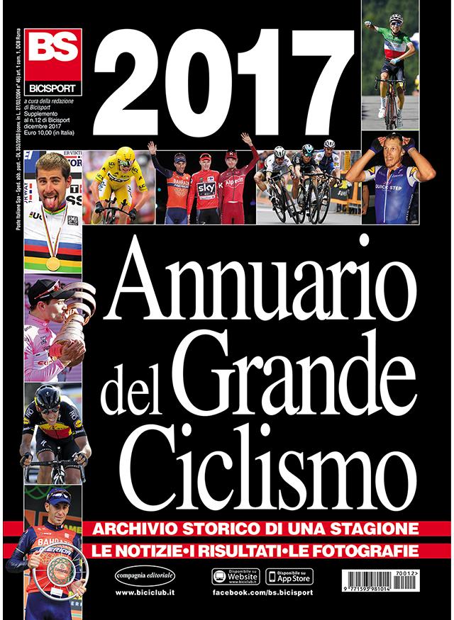 Annuario Del Grande Ciclismo Anno 2017