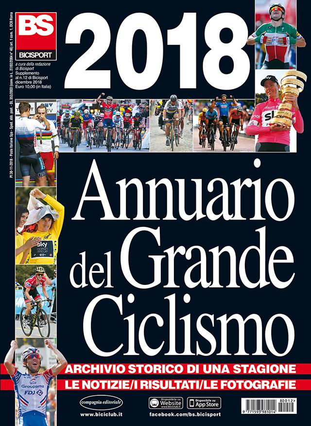 Annuario Del Grande Ciclismo Anno 2018