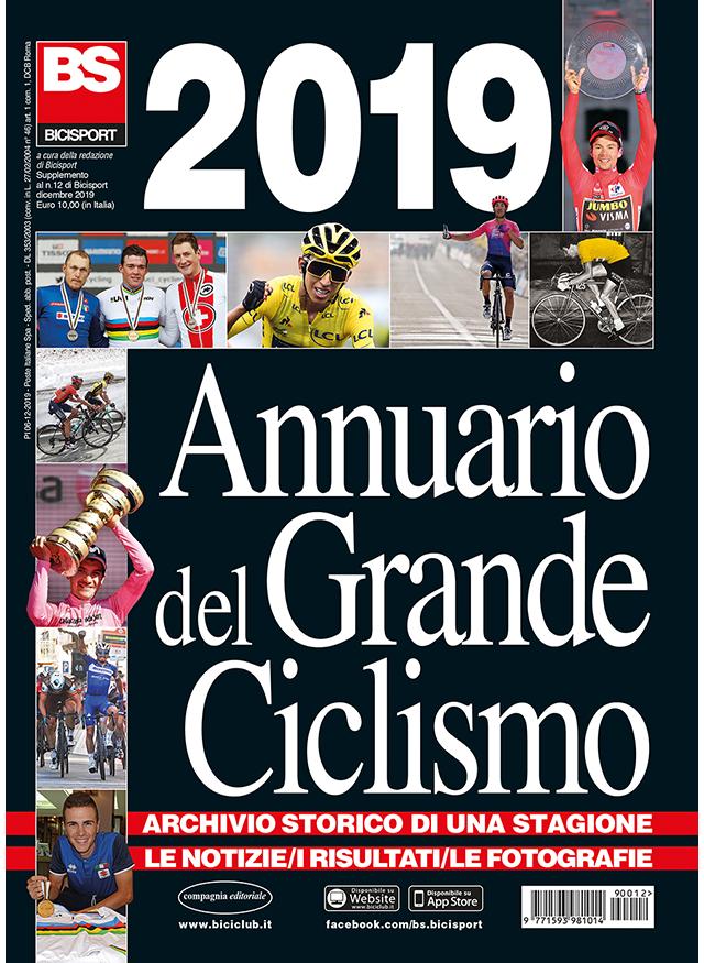 Annuario Del Grande Ciclismo Anno 2019