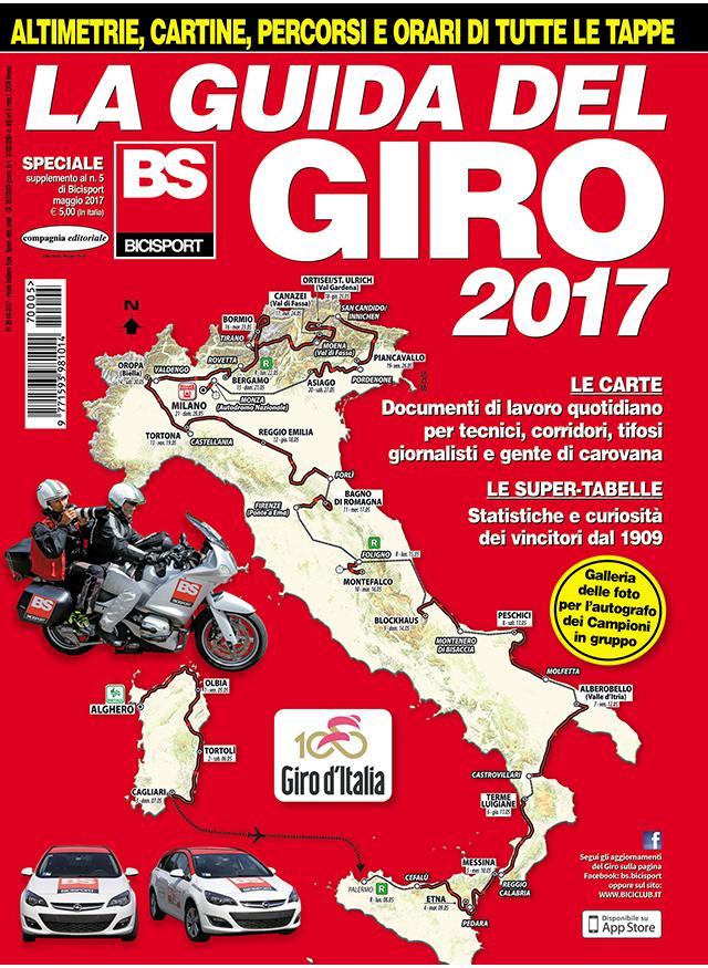 Guida Giro Anno 2017