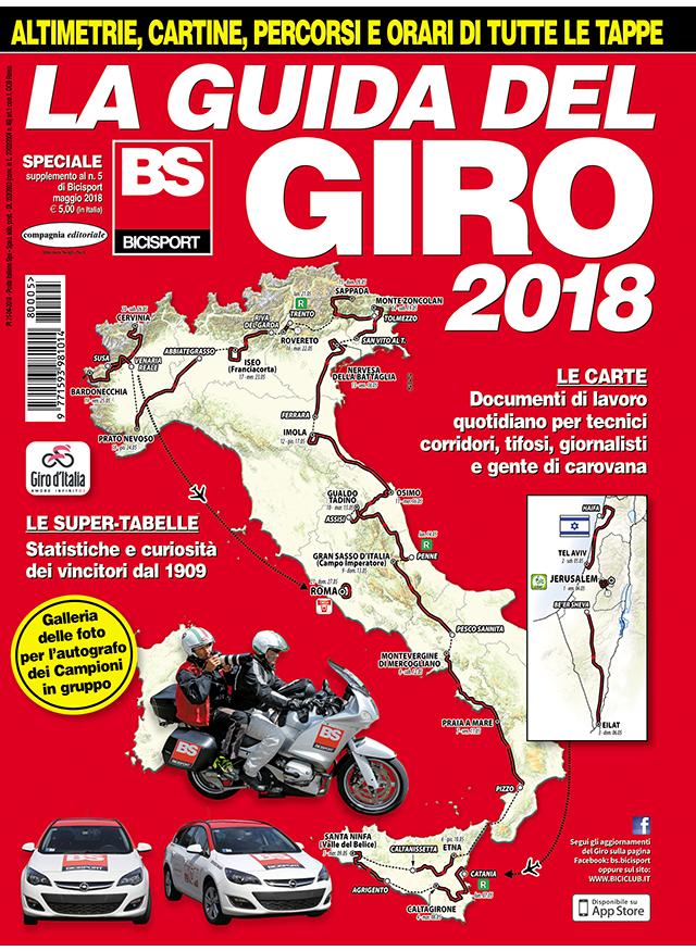 Guida Giro Anno 2018