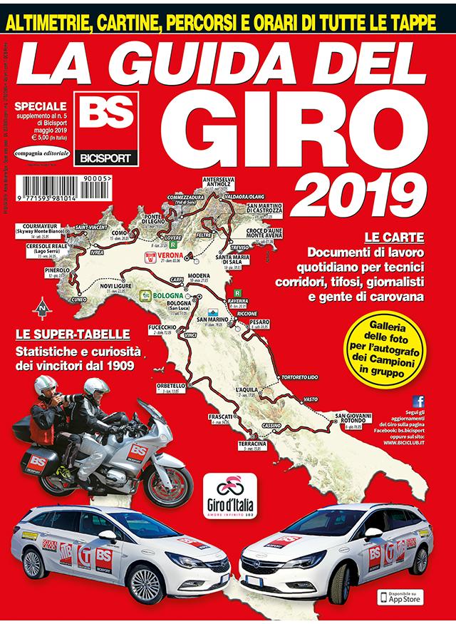Guida Giro Anno 2019