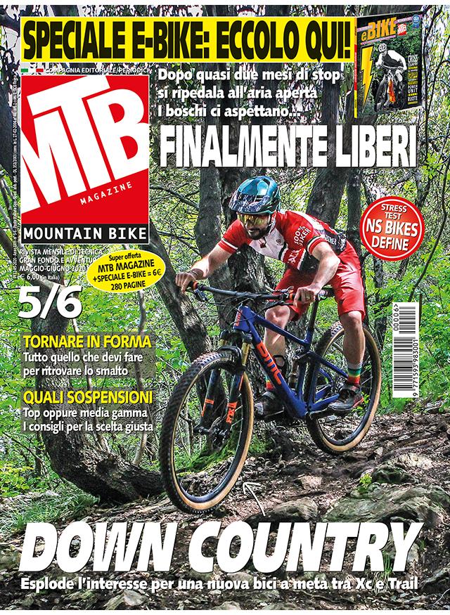 MTB Magazine Maggio/giugno 2020