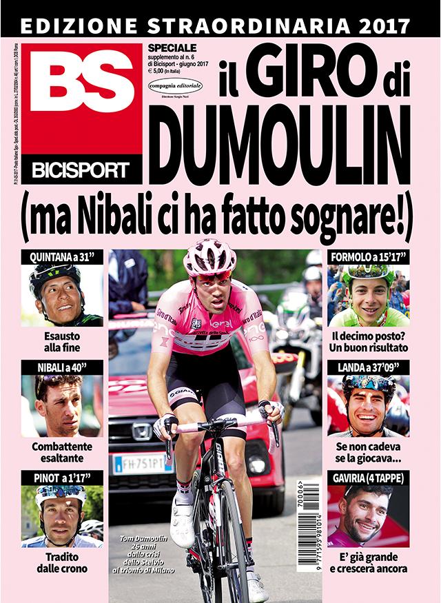 Giro Anno 2017 – Dumoulin