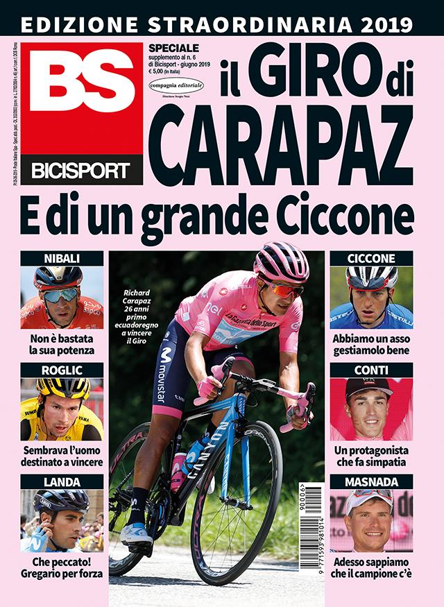Giro Anno 2019 – Carapaz