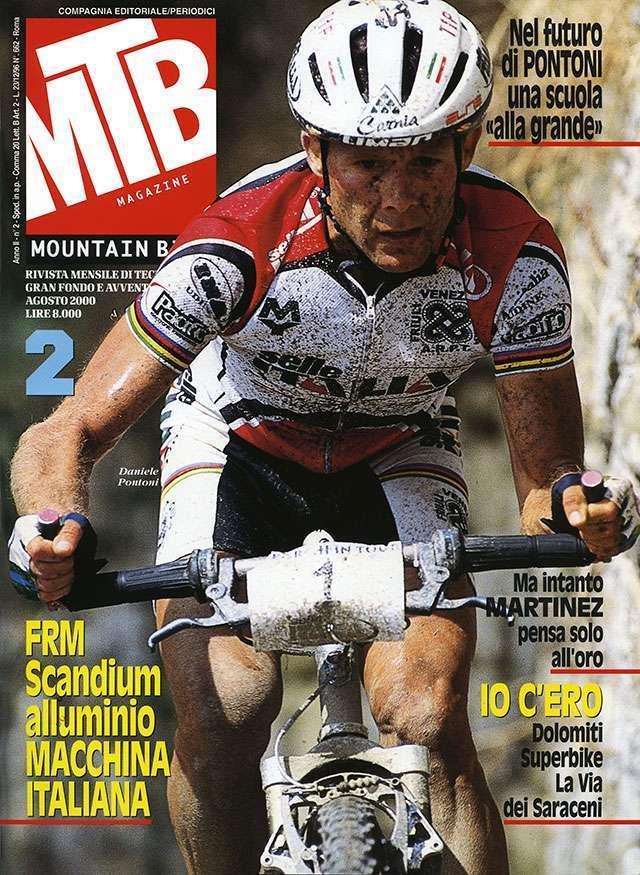MTB Magazine Agosto 2000