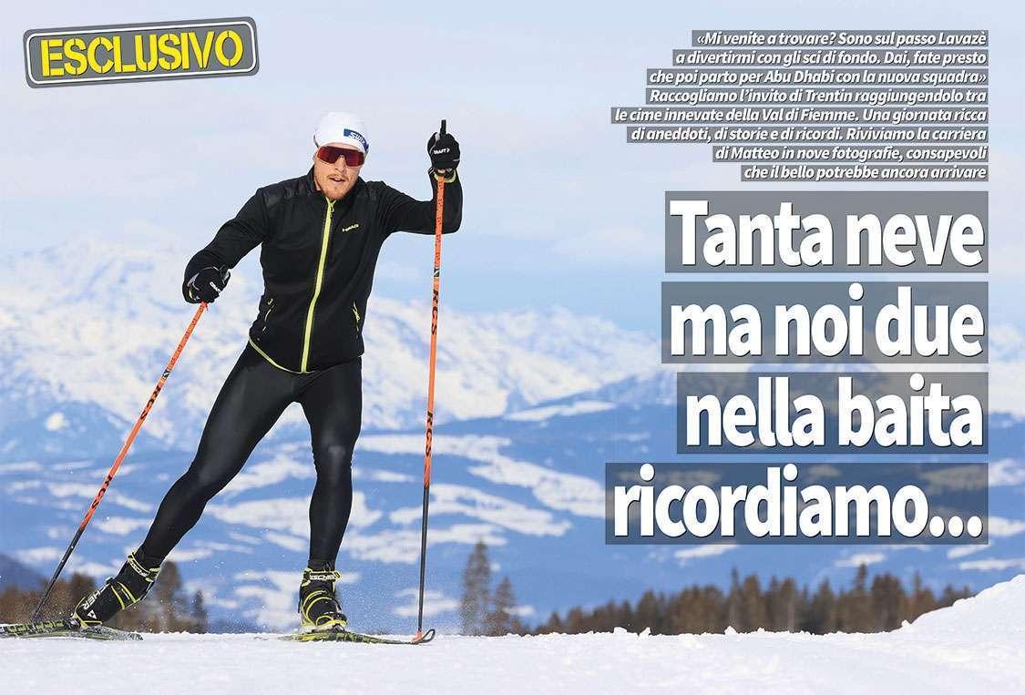 Matteo Trentin In Nove Racconti