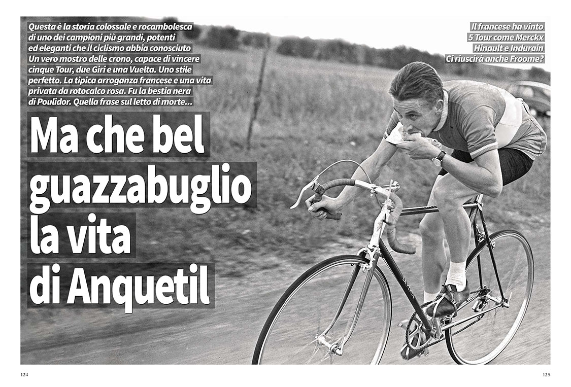 Le Grandi Imprese Di Anquetil