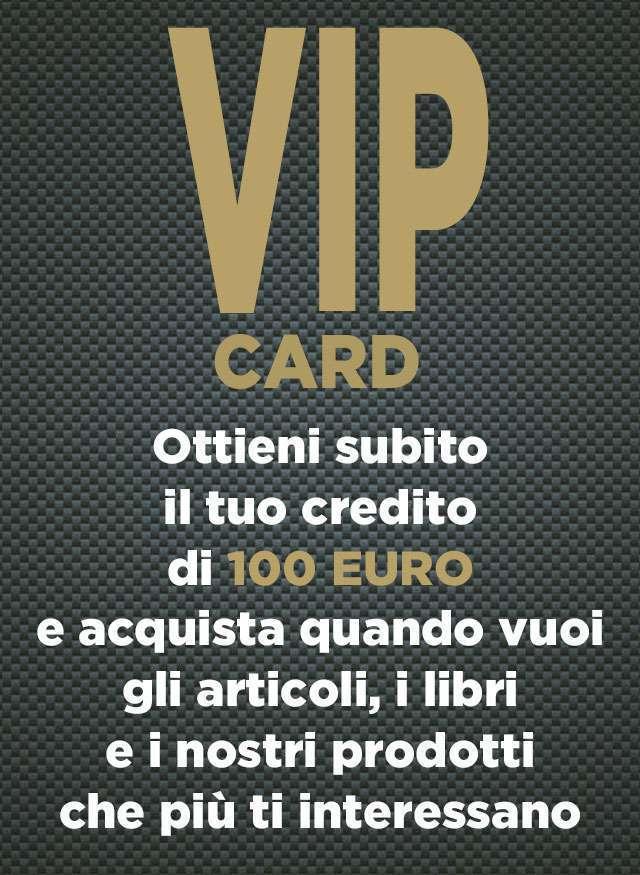 Vip Card 100 Euro