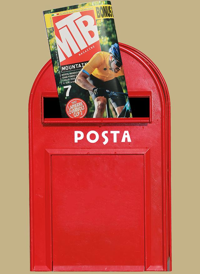 Abbonamento MTB Magazine