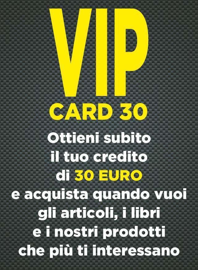 Vip Card 30 Euro