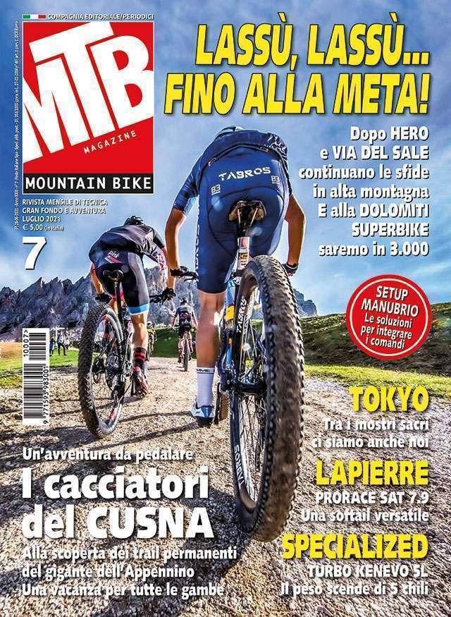MTB Magazine Luglio 2021