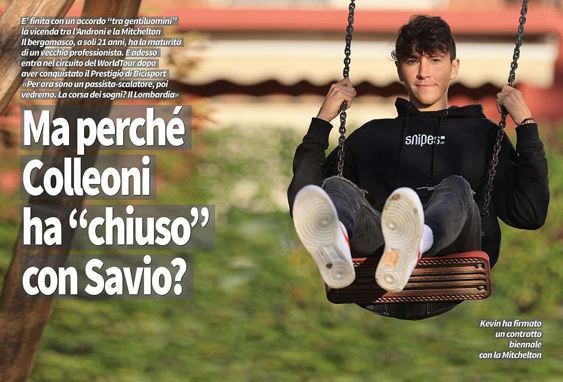 """La Vicenda """"Colleoni/Savio"""""""
